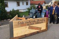 Kreiserntedankfest Unadingen